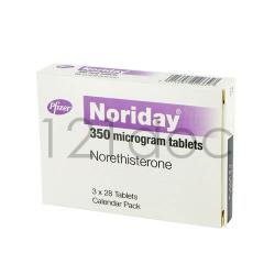Noriday 0.35mg x 84
